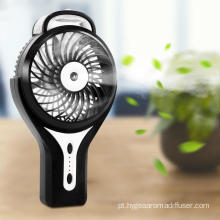 Bateria Recarregável Portable Mini Usb Handheld Misting Fan