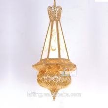 Artisanat marocain éclairage décorations de mariage en Chine