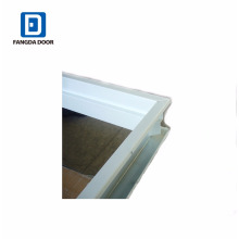 Fangda-Tür knock down galvanisierter Stahltürrahmen