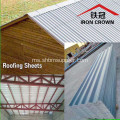 Anti-UV Anti-UV Haba-bukti No-asbestos MgO Roofing Sheet