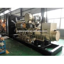 CE aprobó el generador diesel 1400kVA con precio competitivo