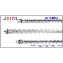 Injeção parafuso EPS8000 (Compre & Refin pó)