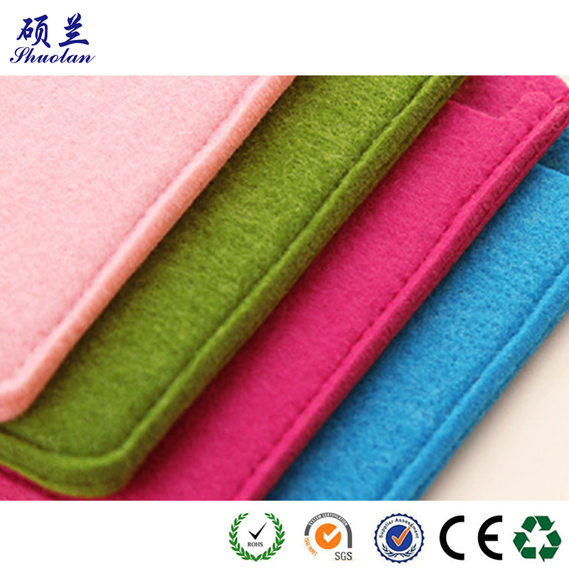 Hight Quality Felt Mobile Bag