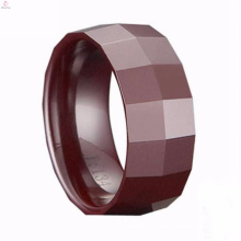Custom Best Brand Wholesale Brown Ceramic Rings Jewelry
