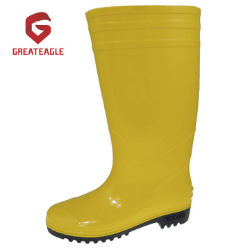 Günstige Custom Work Wellington Farming Regen Stiefel