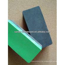 Magnetic Whiteboard Radiergummi geformte Radiergummis