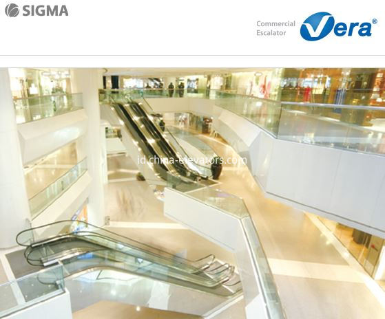 Sigma Commercial Escalators VERA