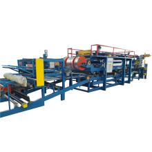 EPS Rockwool Sandwich Panel Roll Forming Machine