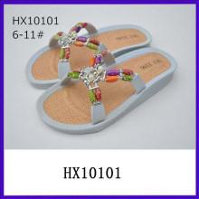 Summer jewel latest ladies shoes lady shoe sandal lady fashion shoe