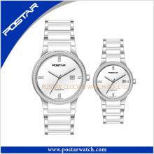 Mode Romantische Liebhaber Uhr mit Keramikband