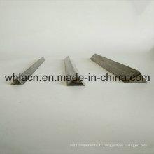 Accessoires de coffrage Filet en acier de chanfrein d'acier de Trianglar trapézoïdal (12X12)