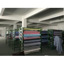100%Cotton Yarn Dyed and Print Fashion Fabric