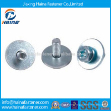 Customized stainless steel torx hex head with washer