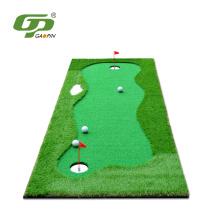 Alfombrilla de simulador de golf de césped artificial de alta calidad