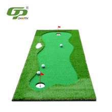 Tapete simulador de golfe de relva artificial de alta qualidade
