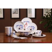 Vajilla de cerámica Series Vajilla de lujo