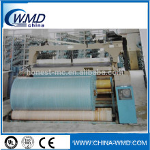 High speed plastic bag fabric machine/pp weaving machine/plastic kniting machine