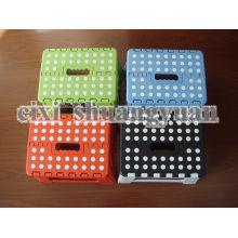 Tabouret pliable en plastique SY-H01-H