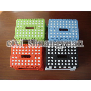 Plastic Folding Stool  SY-H01-H