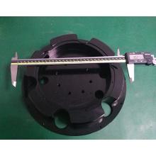 Mecanizado de piezas de aluminio anodizado