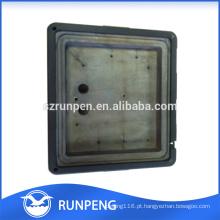 Morre o dissipador de calor de alumínio da iluminação do diodo emissor de luz da carcaça