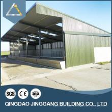 Manufacturer Design Construction steel structure shed