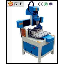 Petite machine de gravure de commande numérique par ordinateur de Columned 400mm * 400mm