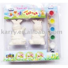 ceramic paint kit for children