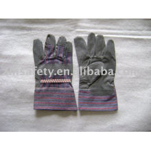 safety PVC impregnated working gloves ZM04-H