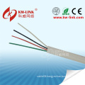 factory direct ce rohs 2 core 4 core telephone cable