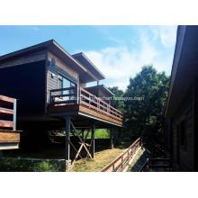 Cold Formed Steel Frame Prefab House