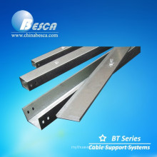 Heavy Duty Perforated Cable Trunking Tray With / Without Cover (UL,cUL,SGS,IEC,CE,ISO Certificates)
