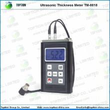TM-8818 Popular LCD Ultrasonic Thickness Gauge Meter