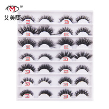 False Eyelash Plastic Packaging False Eyelash Handmade