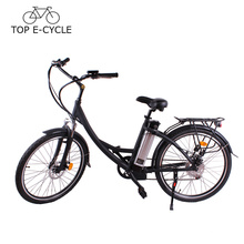 2017 CE neue design wählen fahrrad billig elektrische stadt fahrrad 250 Watt 36 V 10Ah batterie e fahrrad