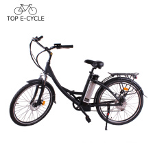 2017 CE new design elect bike cheap electric city bicycle 250W 36V 10Ah battery e bike