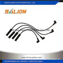 Câble d'allumage / allumage pour KIA-Pride Segem Kk150-18-140d / Jp341 / Adg01649