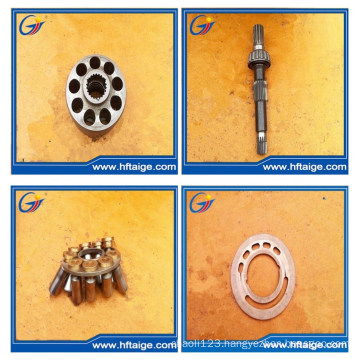 Factory Made Better Abrasion Resistance Performance Motor Parts