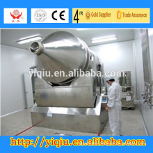 Mixing machine for mixing solid powder