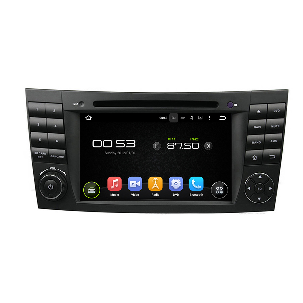 Android car DVD for Benz E-Class W211 2002-2008