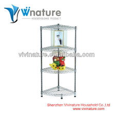 Best quality stainles steel kitchen storage rack