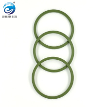 VT rubber washer Cord Flat Silicone Rubber 40 Shore NBR Hollow rubber washer For Counting Packing Machine