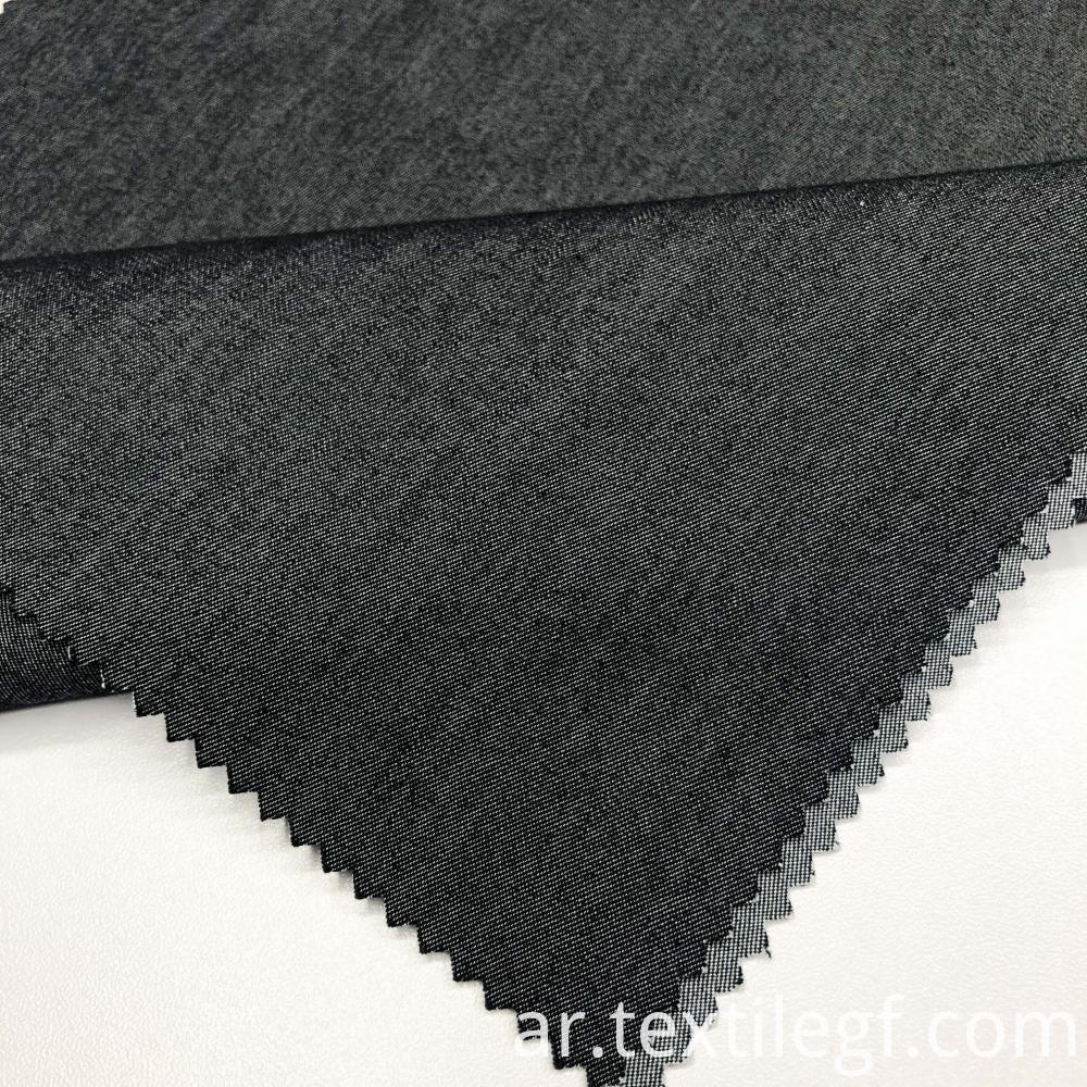 Denim Fabric Containing Spandex