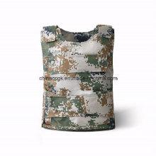 Nijiii Kevlar PE Armee Camouflage Kugelsichere Weste