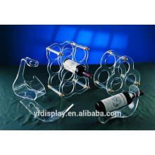 Acryl Weinflasche Display Halter