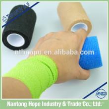 vendaje elástico tubular
