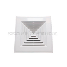 Rectangular Ceiling Air Diffuser