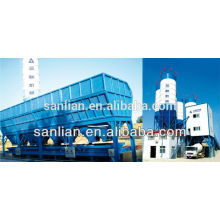 fully automatic batching plant / road mixture mahcine in Algeria