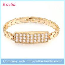 Bijoux bracelet en strass micro pavé bijoux en gros whats new 2016 bijoux féminins
