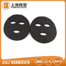 Bamboo charcoal nonwoven facial mask